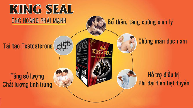 hải cẩu hoàn King Seal