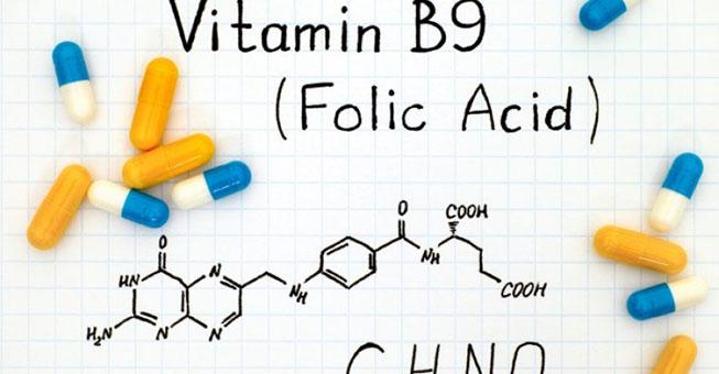 acid folic làm tăng chất lượng tinh trùng
