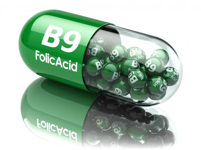 acid folic có tác dụng gì