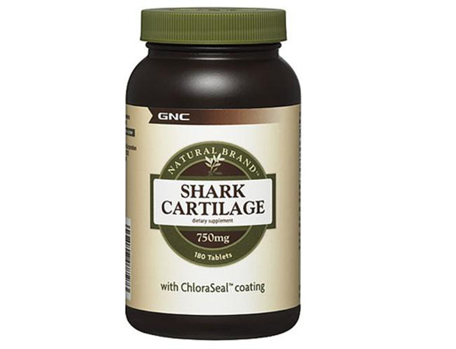 sụn vi cá mập GNC 180 viên nổi tiếng tại Mỹ
