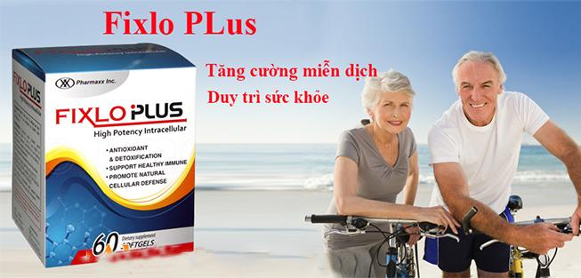 thuốc Fixlo Plus