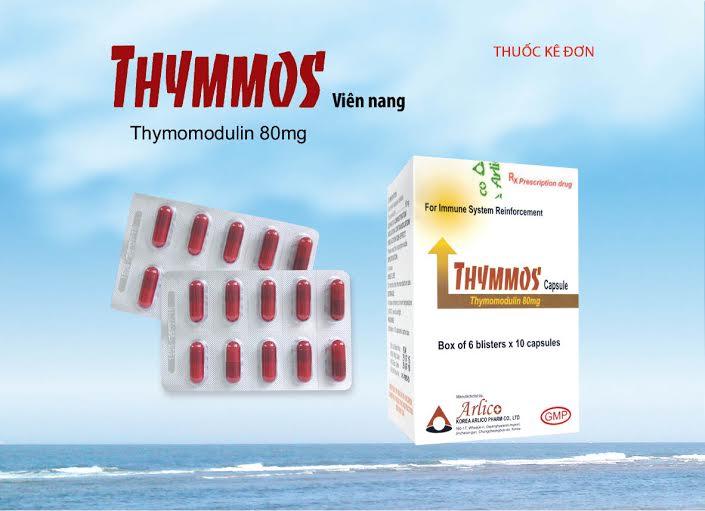 thuốc thymmos 80 mg