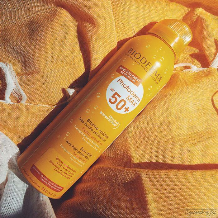 Xịt chống nắng Bioderma