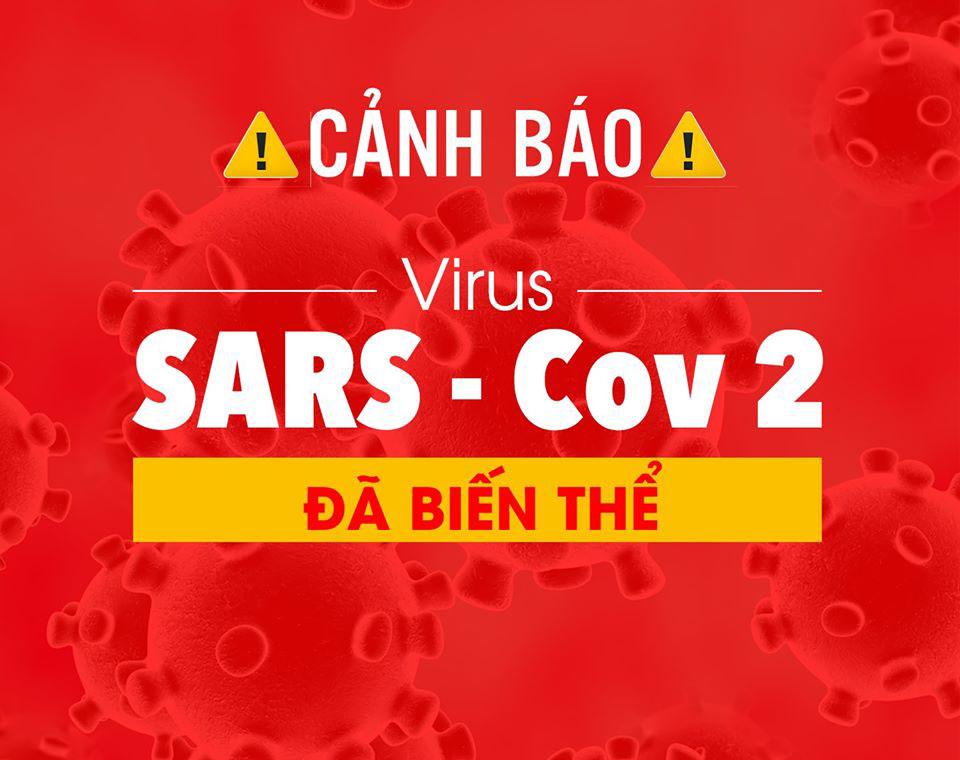 Chủng Virus Sars - CoV - 2 biến đổi gen ở Đà Nẵng nguy hiểm như thế nào?