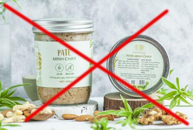 Triệu chứng bị ngộ độc Botulinum trong Pate Minh Chay