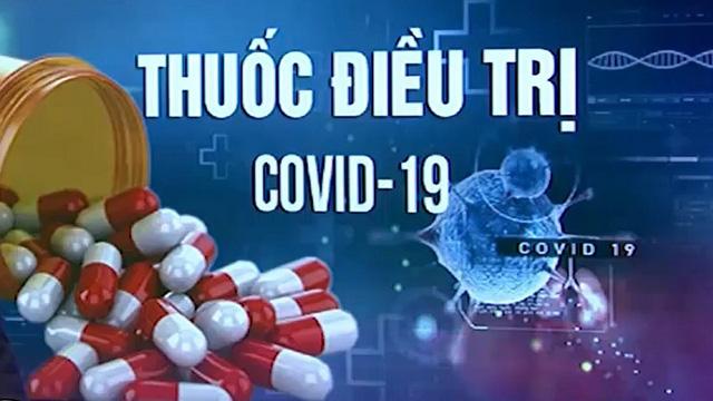 Thuốc nào hiệu quả nhất trong điều trị bệnh Covid - 19?