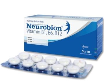 Neurobion (Vitamin B1 - B6 - B12)