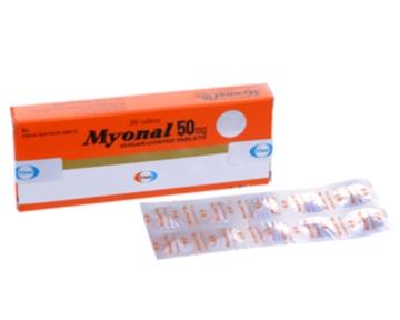 Myonal (Eperison hydroclorid)