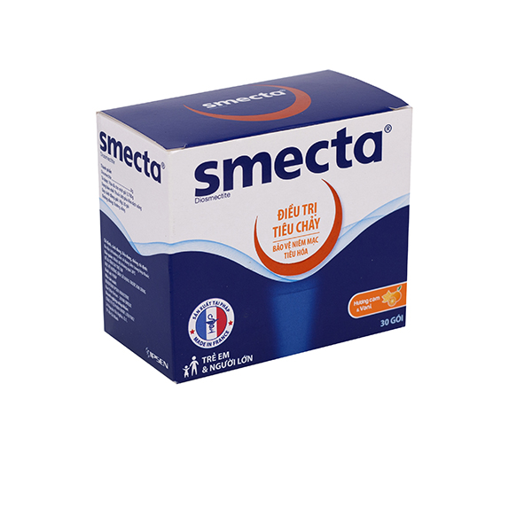 Smecta (Diosmectite)