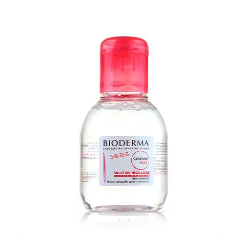 Nước Tẩy Trang Bioderma hồng Crealine H20 100ml