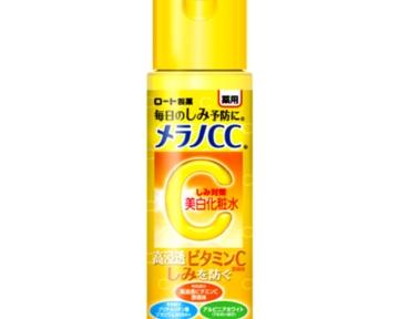 Nước hoa hồng Vitamin C CC Melano Rohto của Nhật Bản