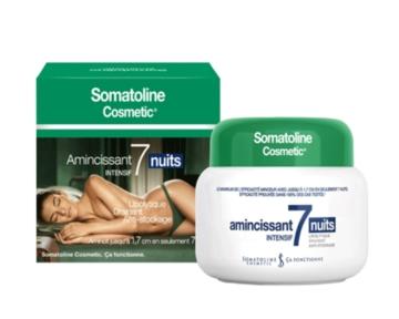 Kem tan mỡ Somatoline Amincissant Intensive 7 Nuits của Pháp