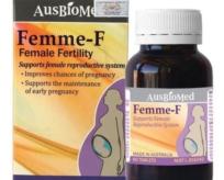 Femme - F Hỗ trợ điều trị vô sinh, tăng khả năng thụ thai