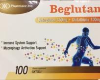 Beglutan (Betaglucan 450 mg + Glutathione 100 mg)