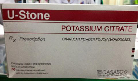 U - Stone điều trị sỏi thận