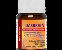 DASBRAIN (Dầu cá tự nhiên)