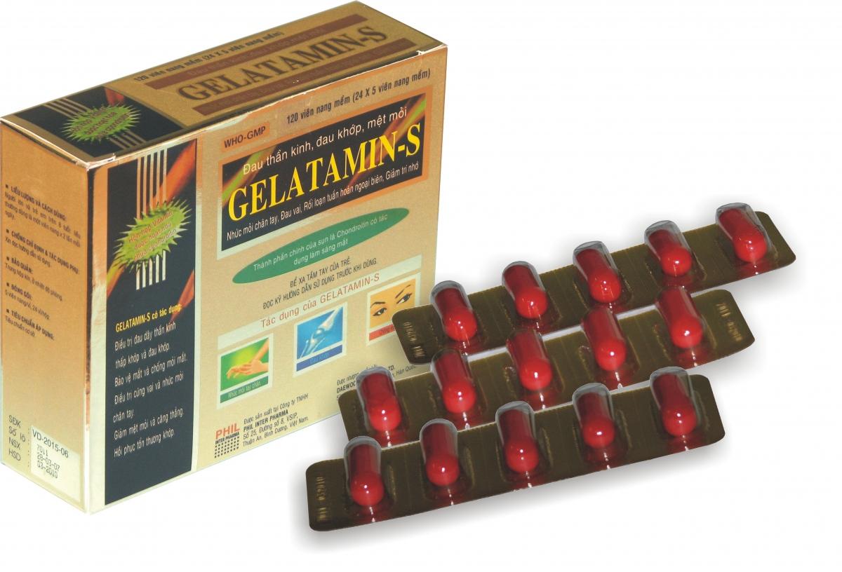 Gelatamin - S