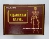 Mujarhabat Kapsul - Malaysia chữa bệnh xương khớp