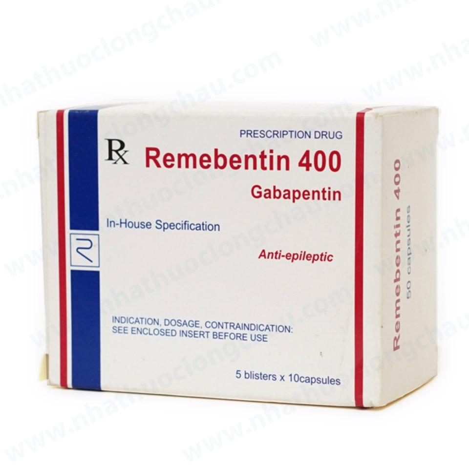 Remebentin (Gabapentin)