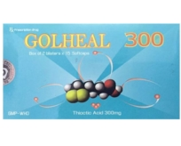GOLHEAL 300 Thioctic Acid (Alpha Lipoic Acid)