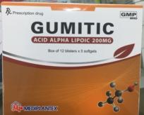 GUMITIC (Alpha Lipoic Acid)