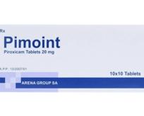 Pimoint (Piroxicam 20 mg)