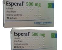Esperal® 500mg