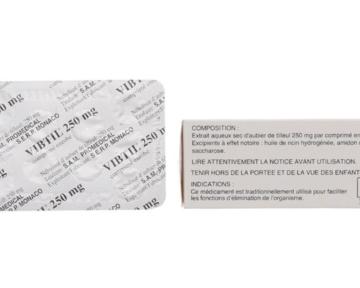VIBTIL 250 mg