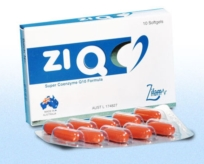 ZiQ - Coenzym Q10 (CoQ10)