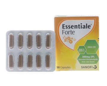 Essentiale® Forte 300mg - Phospholipid đậu nành