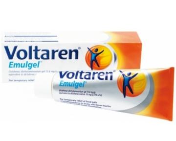Voltaren Emulgel (Diclofenac diethylamine 1%) Gel