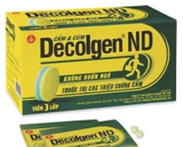 Decolgen®ND