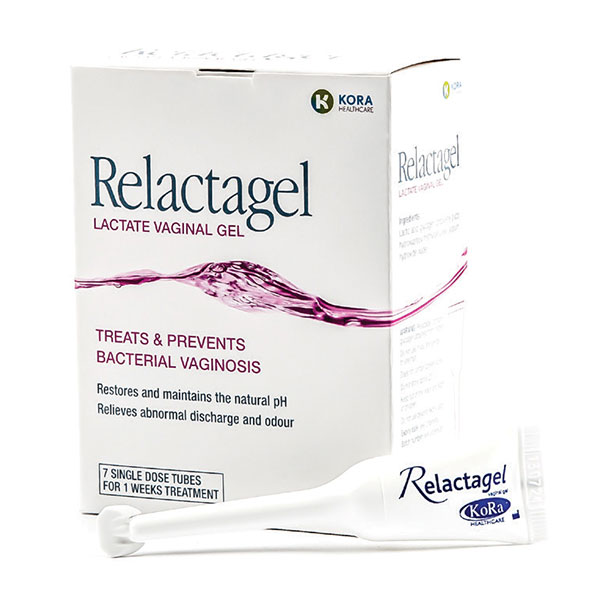 Relactagel® - Lactate Vaginal Gel