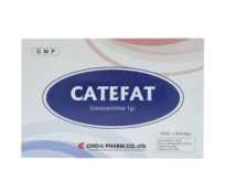 CATEFAT (Levocarnitin)