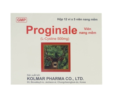 PROGINALE (L-Cystine 500mg)