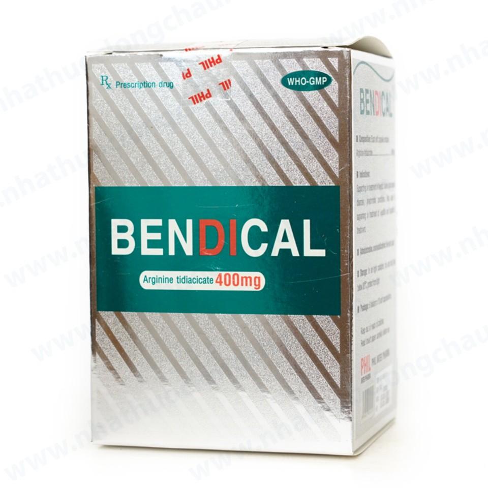BENDICAL (Arginine tidiacicate)