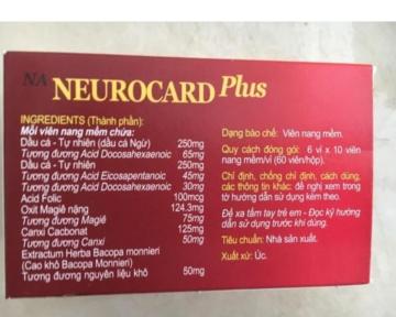 NEUROCARD Plus