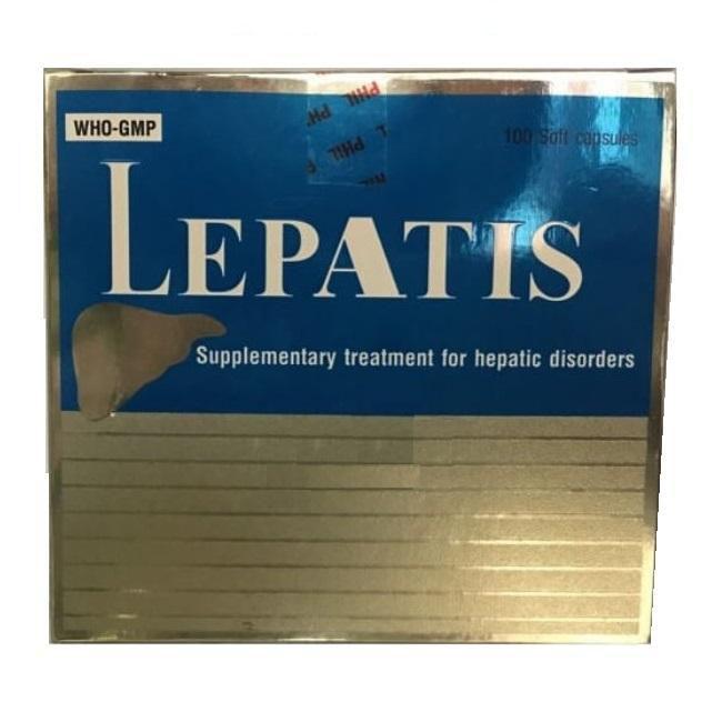 LEPATIS (L-Ornithine-L-Aspartate)