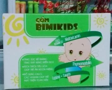 Cốm BIMIKIDS