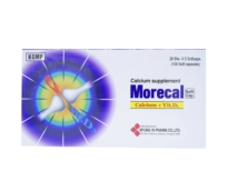 MORECAL Soft capsule