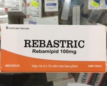 REBASTRIC (Rebamipid)