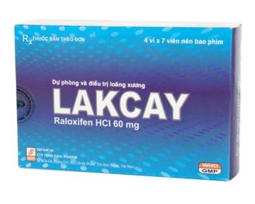 LAKCAY (Raloxifen)