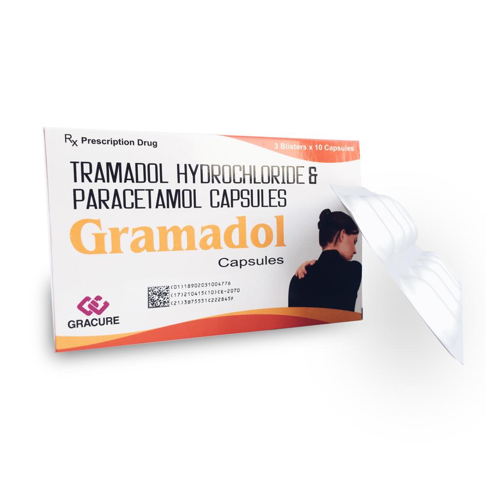 GRAMADOL Capsules