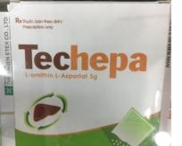 TECHEPA (L-orithin L-aspartat)
