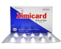 ZIMICARD (Citicolin Natri)