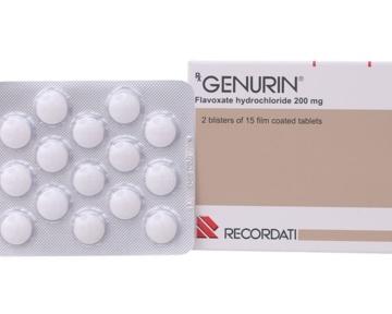 GENURIN (Flavoxate hydrocloride)