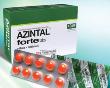AZINTAL FORTE Tab