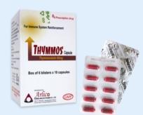 THYMMOS  Capsule (Thymomodulin) 80 mg