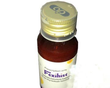 FEXIHIST (Hỗn dịch Fexofenadin Hydrochlorid)