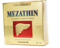 MEZATHIN (L-Ornithin L-Aspartat)